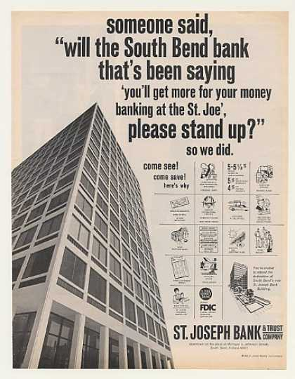 St Joseph Bank & Trust Co South Bend IN (1969)