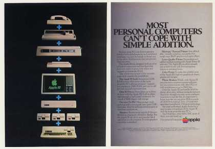 Apple III Personal Computer and Accessories 2-P (1982)