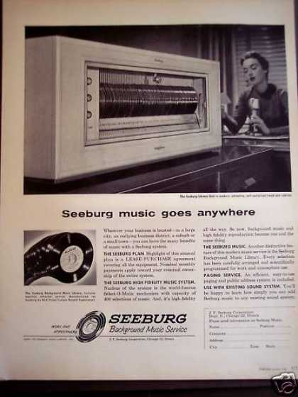 Seeburg Background Music Service (1956)
