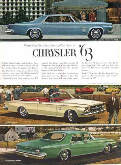 Chrysler New Yorker 300 Newport (1963)