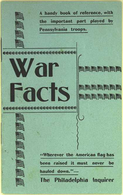 Philadelphia Inquirer – War Facts