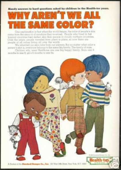 Health Tex Children's Clothes Different Colors (1968)