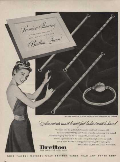 Bretton Fine Watch Bands (1946)
