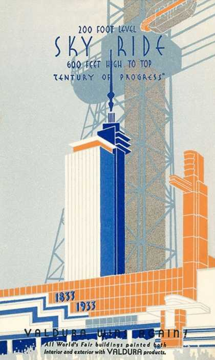 Chicago World&#8217;s Fair , Century of Progress (1933)