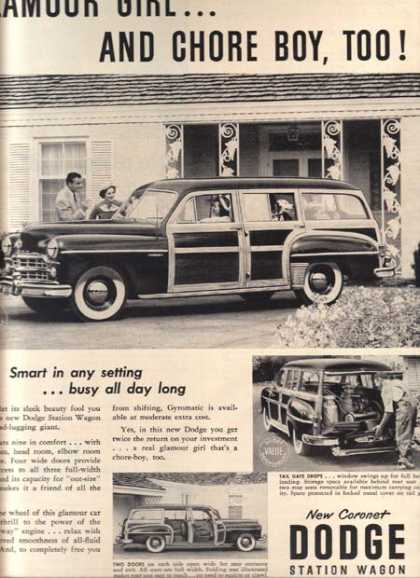 Chrysler's Dodge (1949)