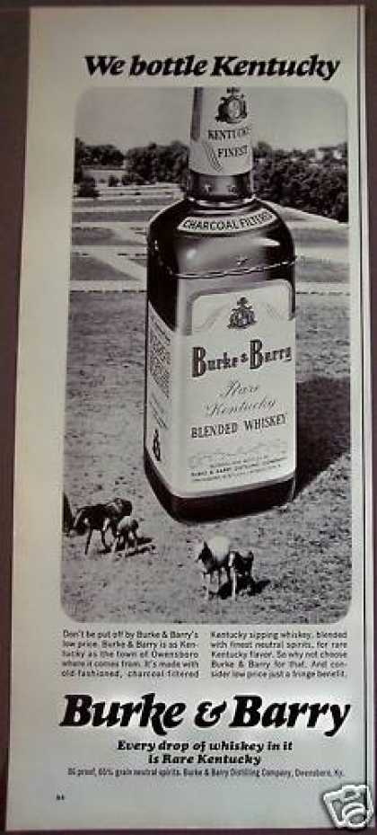 Burke & Barry Kentucky Whiskey Horses (1968)