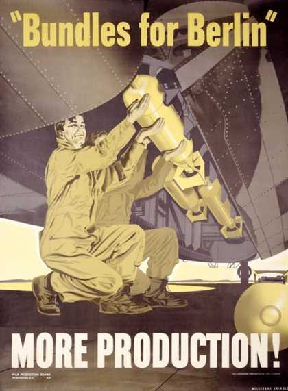 WWII, War Production (1945)