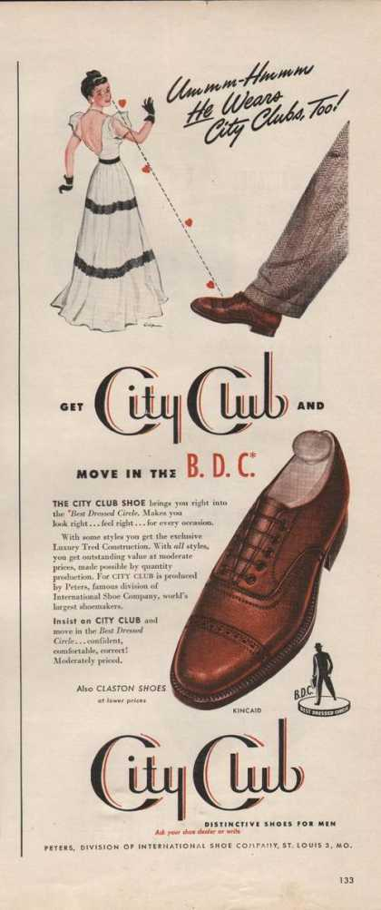 City Club Distinctiv (1946)