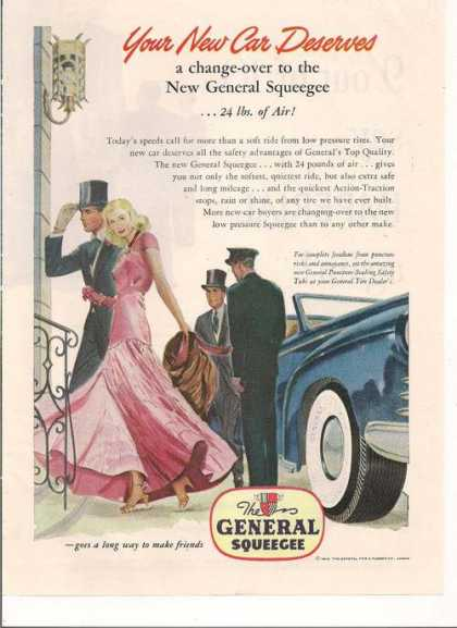 General Squeegee Tire (1948)