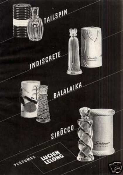 Lucien Lelong Perfume (1942)