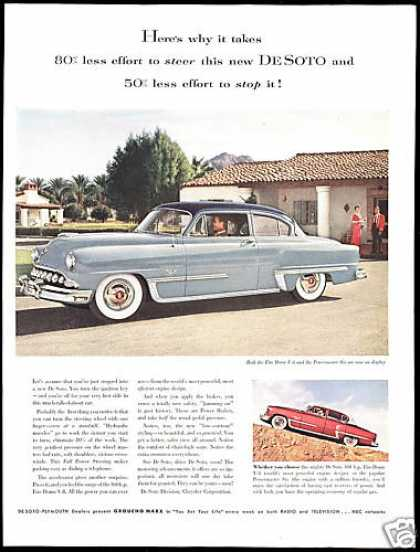 De-Soto 2dr & 4dr Vintage DeSoto Photo Car (1953)