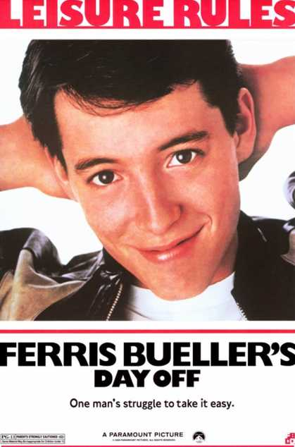 Ferris Bueller's Day Off (1986)