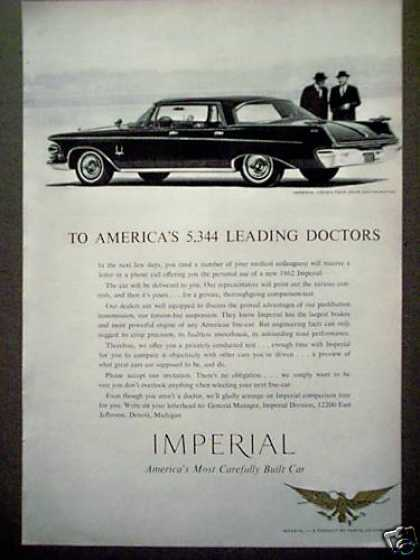 Imperial Southhampton Car for Doctors (1962)