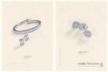 Harry Winston Bare Essentials Diamond (2001)