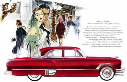 Packard Patrician (1953)