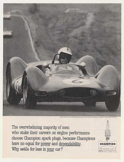 Roger Penske Wins Riverside Grand Prix Champion (1963)