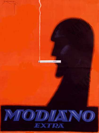 Modiano – Aladar Richter (1928)