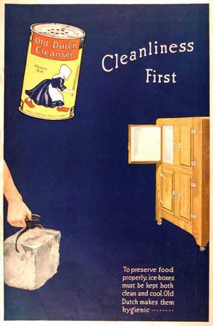 Old Dutch Cleanser (1918)