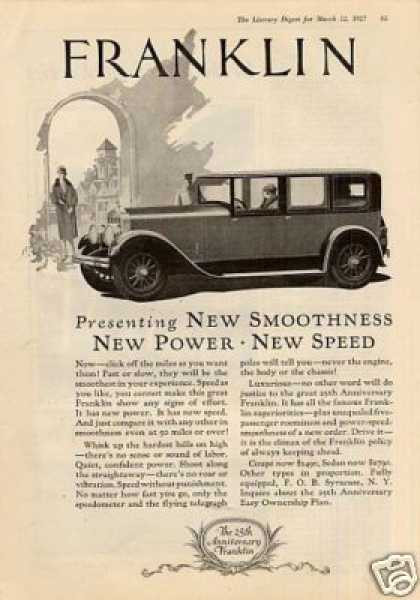 Franklin Car (1927)