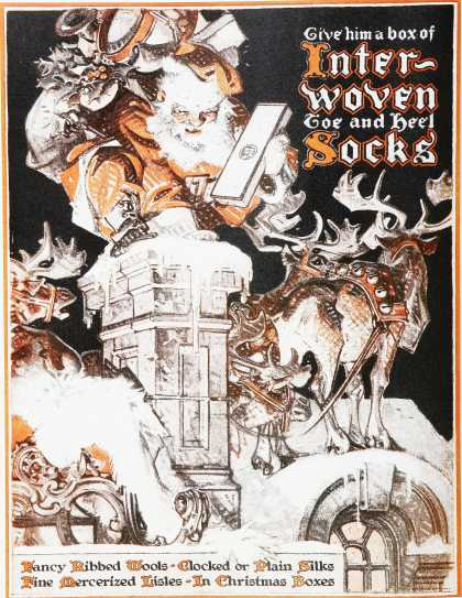 Intervowen Socks