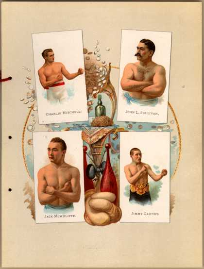 Allen & Ginter – Album of Worlds Champions – Image 11