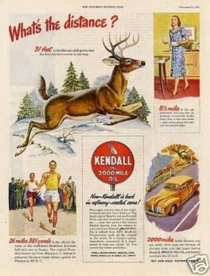 Kendall Oil (1945)