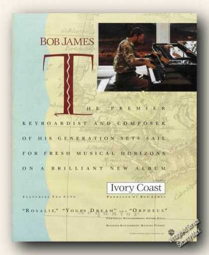 Bob James Photo Keyboard/compos (1988)