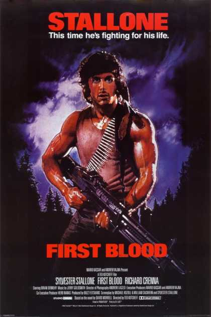 Rambo – First Blood (1982)