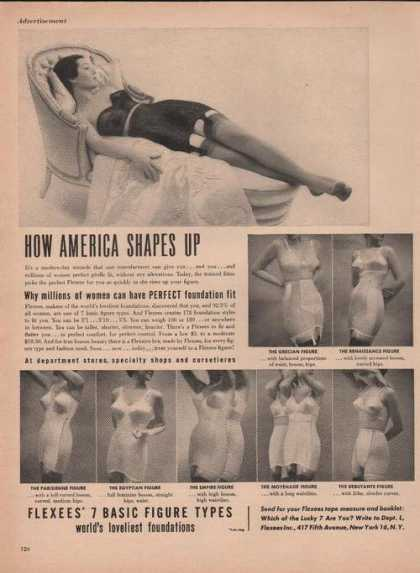 Flexees Womens Foundation (1949)
