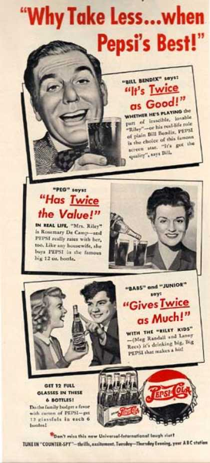 Vintage Drinks Advertisements Of The 1940s Page 33