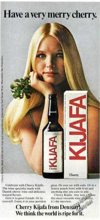 Kijafa From Denmark Have a Very Merry Cherry (1975)