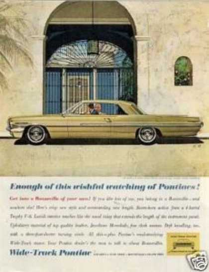 Pontiac Bonneville Sports Coupe (1962)
