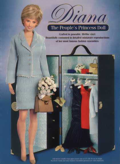 Princess Diana Doll – The People's Princess (1998)