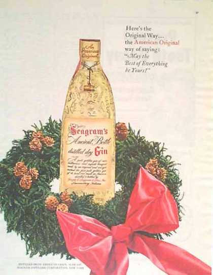 Seagram's Gin Holiday (1949)