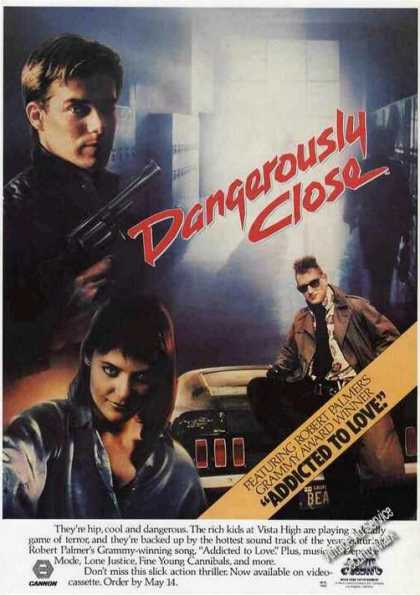 Dangerously Close Collectible Movie (1987)