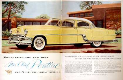 Pontiac Star Chief Sedan (1954)