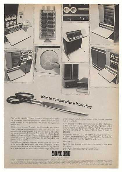 Digital Laboratory Computers (1968)