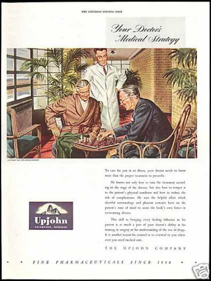 Upjohn Pharmaceutical' (1944)