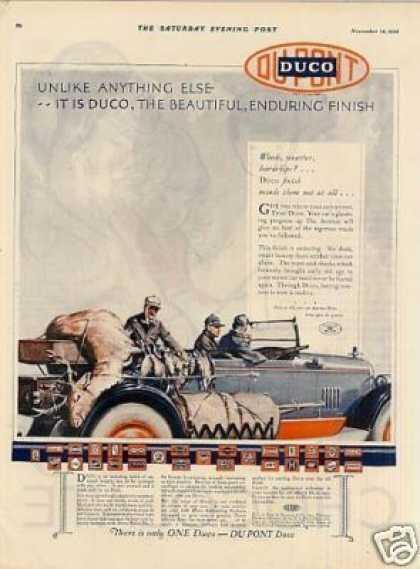 Dupont Duco Color (1925)