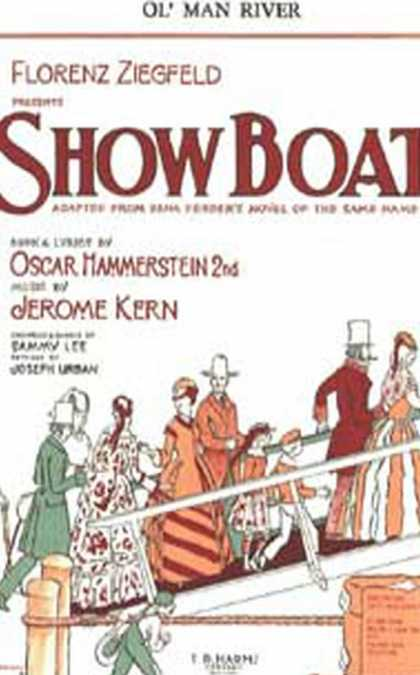 Ol Man River – Showboat
