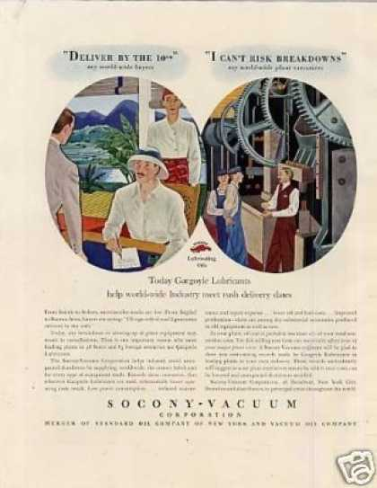 Socony-vacuum Corporation (1933)