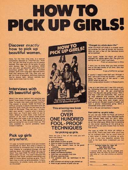 How to Pick Up Girls (1973)
