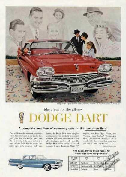 Red Dodge Dart Photos Car (1960)