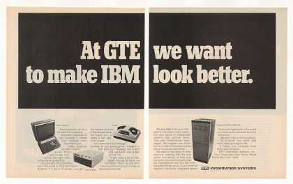 GTE Video Terminal Multiplexer Comm Computer 2P (1973)