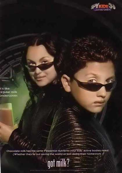 Spy Kids – GOT MILK (2003)