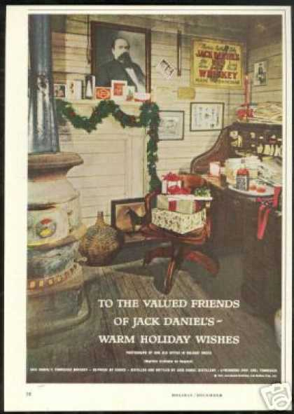 Jack Daniel&#8217;s Tennessee Whiskey Holiday (1957)