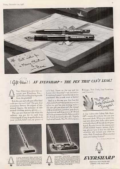 Eversharp Fountain Pen (1936)