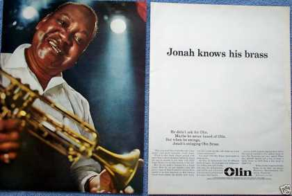 Olin Jonah Jones Knows His Brass Trumpet Great (1963)