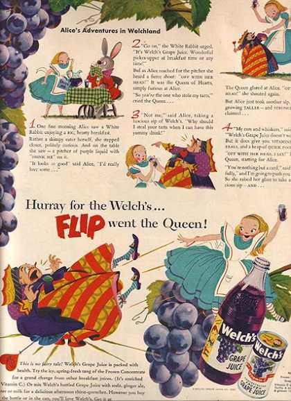 Welch's Bottled (1951)