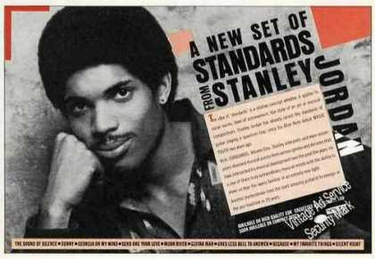 Stanley Jordan Photo Album Promo (1987)